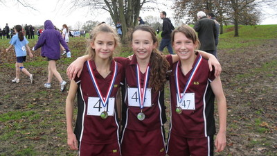 District Cross Country Success