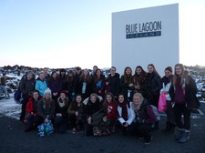 Geography trip to iceland february 4