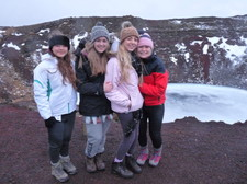 Geography trip to iceland february 36