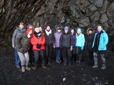 Geography trip to iceland february 80