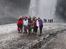 Geography trip to iceland february 88