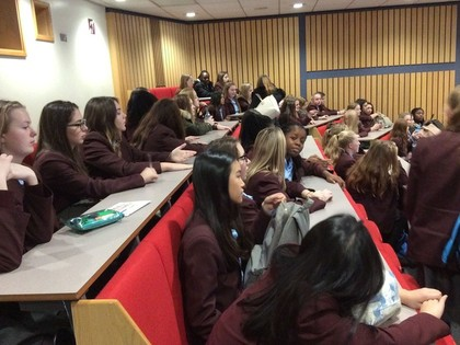 2015 Year 10 University Visit to  Canterbury Christchurch
