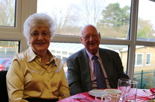 Over 60s christmas meal dec 15 1