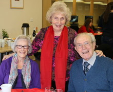Over 60s christmas meal dec 15 2