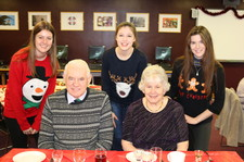 Over 60s christmas meal dec 15 10