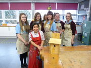 Eco schools bird boxes 7