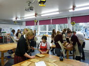 Eco schools bird boxes 13
