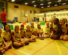 Sportshall athletics 2