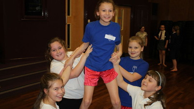 Year 5 Primary Workshop - Dance