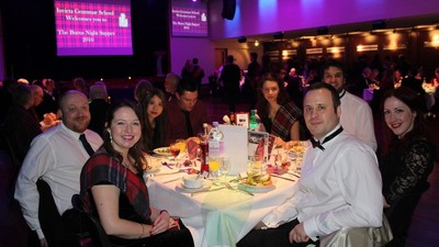 Invicta celebrates Burns Night