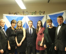 Burns night formal 2