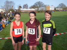 Year 7 kent schools cross country finals
