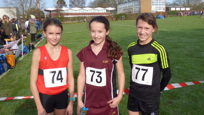 Kent Schools Cross Country Finals