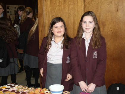 2016 Year 7 Charity Cake Sale