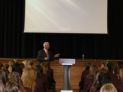 2016 Safer Internet Day with Murray Letham