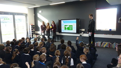 E-Safety Presentation to VIAT Primary Schools