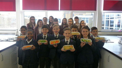 Kingshill Primary Healthy Eating Workshop