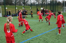 Yr 5 football tournament march 2016 16