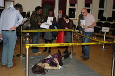 Year 7 csi event march 16 14