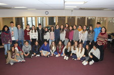 Spanish exchange at igs 2016 2