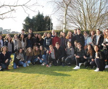 French exchange at igs march 2016 3