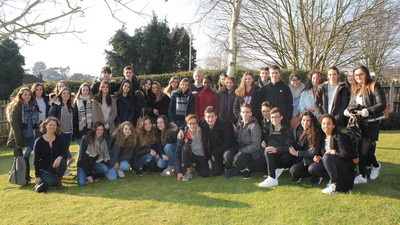 French Exchange  at Invicta