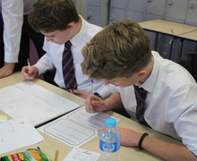 Sec maths challenge march 2016 1