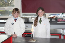 Year 6 laboratory workshop 9