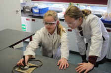 Year 6 laboratory workshop 11