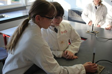Year 6 laboratory workshop 17