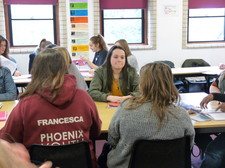 French exchange at igs march 2016 40