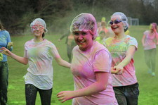 World challenge colour run 357