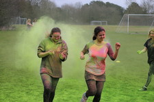 World challenge colour run 481