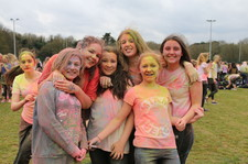 World challenge colour run 616