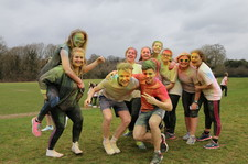 World challenge colour run 645