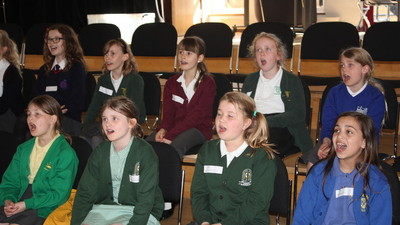 Year 5 Familiarisation Workshop - Music