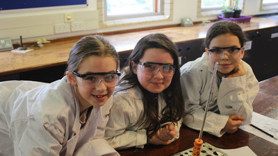 Year 5 Familiarisation Workshop- Biology