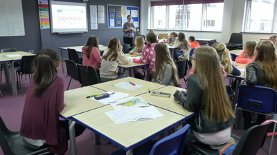 New Entrants' Language Workshops