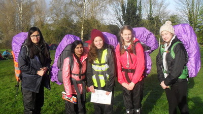 Duke Of Edinburgh - Silver Practice Expedition