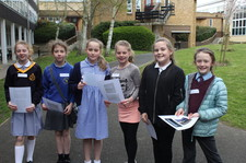 Yr 6 treasure hunt april 2016 2