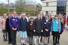 Yr 6 treasure hunt april 2016 7