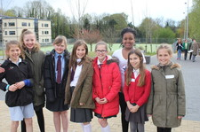 Yr 6 treasure hunt april 2016 10
