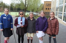 Yr 6 treasure hunt april 2016 12