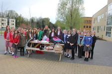 Yr 6 treasure hunt april 2016 15