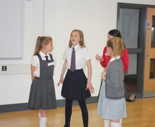 Year 6 drama workshop 1 2