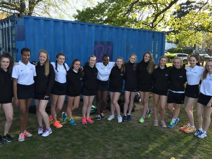2016 Athletics - Year 9 and 10