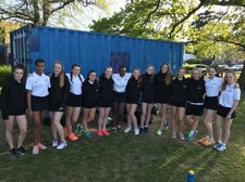 Year 9 and 10 athletics may 16