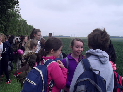 2016 Year 7 Geography trip to Boxley