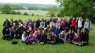 Year 7 Geography Visit to Boxley