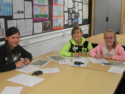 2016 Year 5 Geography Familiarisation Workshop